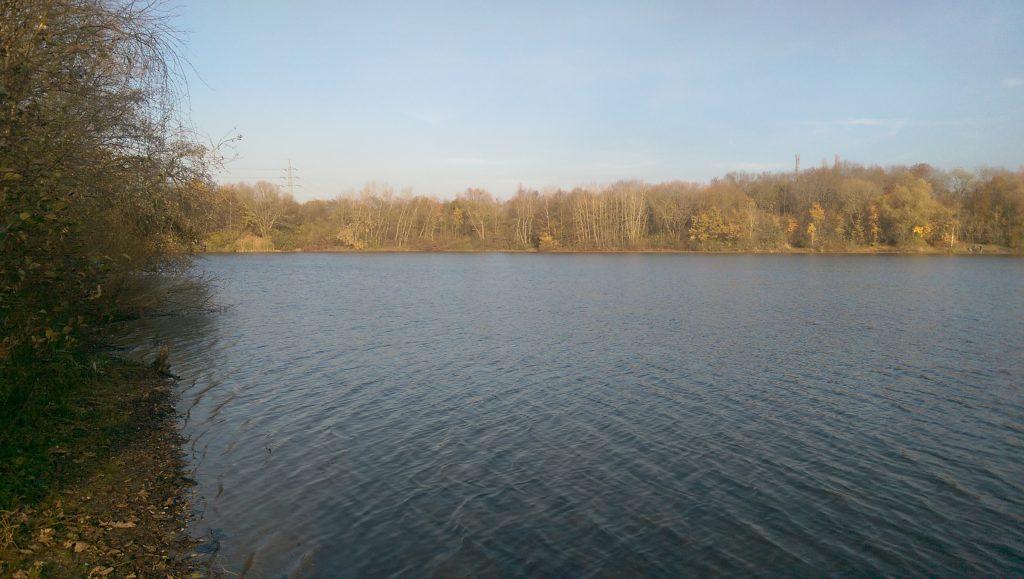 Reuschenberger See - 1