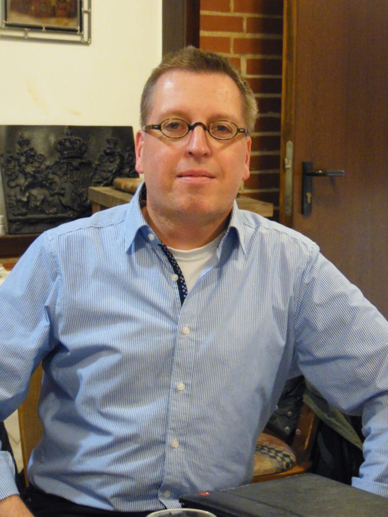 Schriftführer Michael Kähne